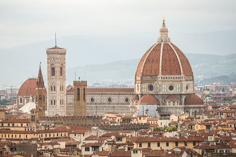 Florence Firenze Italy Bella Italia Cityscapes Architecture Duomo Cathedral