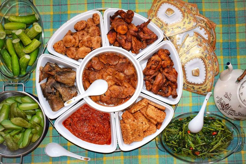 Nga-Liwet Eyeemindonesia Indonesianfood Traditionalfood Variation Liwet Imapunya