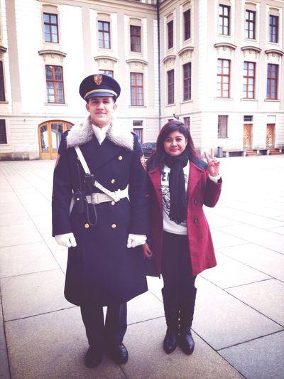 Are we cool?? Traveling Prague Prague Castle Travel