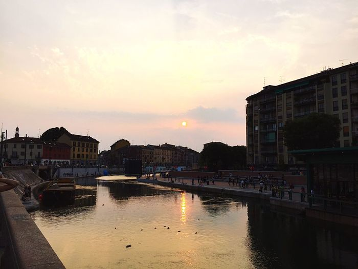 EEA3-Milano Sunset Share Your Adventure The Global EyeEm Adventure Masterpiece IPhoneography EyeEm Best Shots Milan Open Edit