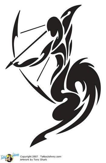 Tattoo Sagittarius