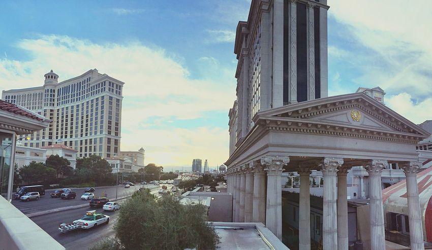 Sunset Vegas  Classic