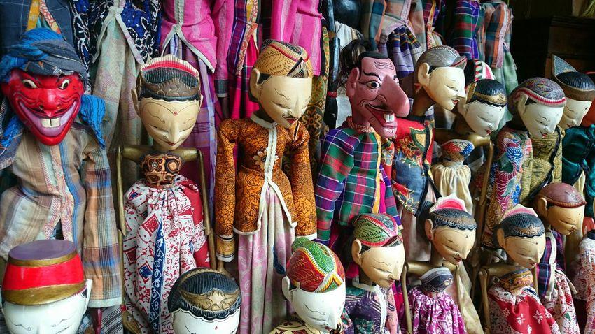 Wayang Golek Wayang Art I Love Indonesia Javanese Culture Heritage