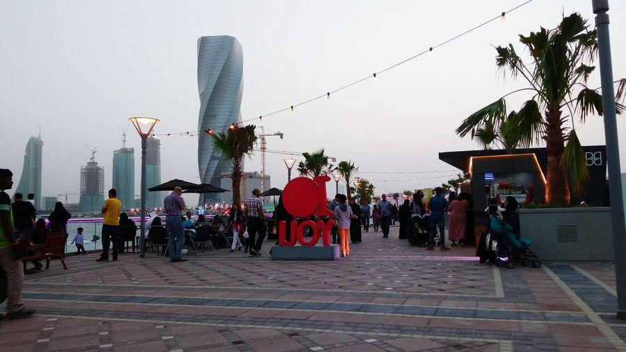 Celebration Food_festival Bahrain Tourism Bahrain Tourism Bahrain Bay Architecture Manama Building Exterior Cityscape