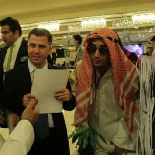 Marhaba! xD Sheikh Arabi GlobalVilliage RYMUN13