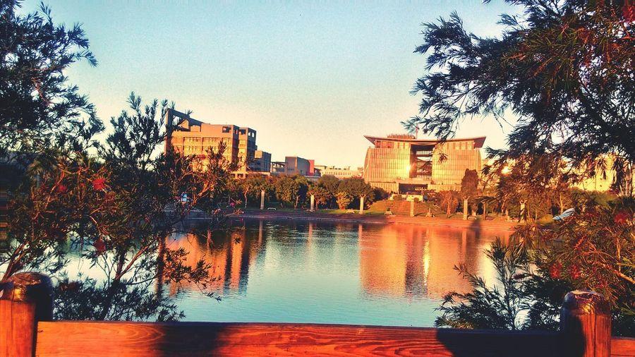 Ntpu 臺北大學 Lake 心湖