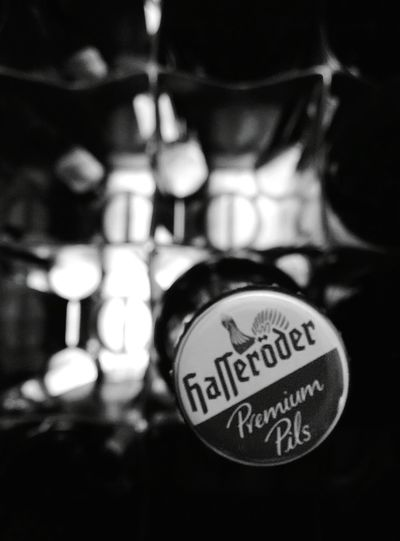 Day 246 - Beerspective Berlin Blackandwhite POV Beer 365florianmski 365project Day246