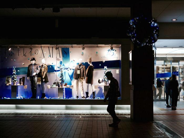 アミュプラザ長崎/ むすぶキレイのX'mas November Steps Kamome hiroba, Nagasaki Station. 50mm 1.4 AMU Plaza Nagasaki Christmas Decorations Lighting Up The Night... Night Photography On The Move Show Windows カモメ広場 Nagasa-Kirei ( ナガサキレイ )