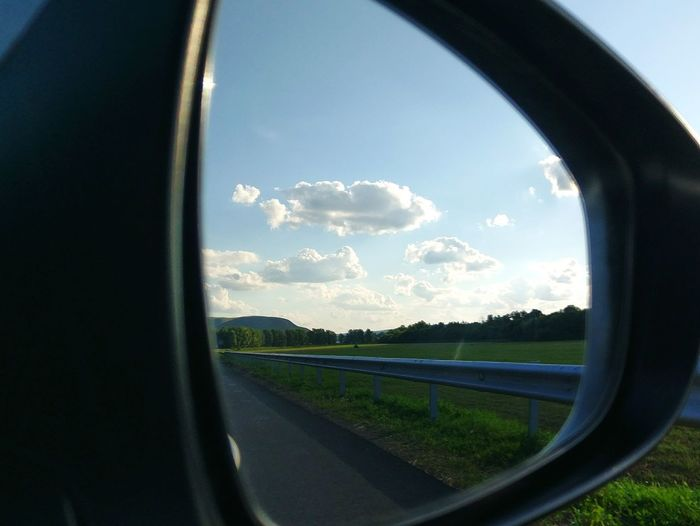 Shotonhtc10 Sky Cloud - Sky Landscape HTC 10 Road Дорога EyeEmRussia EyeEmRussianTeam HTC_photography Russian Federation Roadtrip Road On The Road On The Way в дороге отражение зеркало Mirror On The Mirror