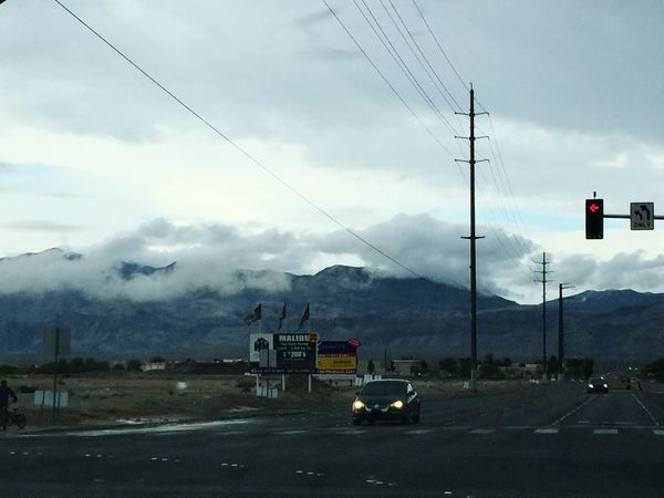 Just another Mountain shot. Las Vegas Weather Mountain View