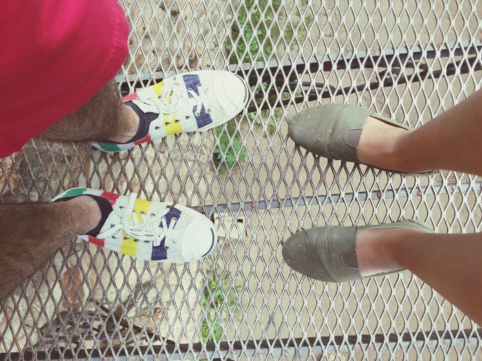 New perspective... Shoe Outdoors Bishopscastle Friendship