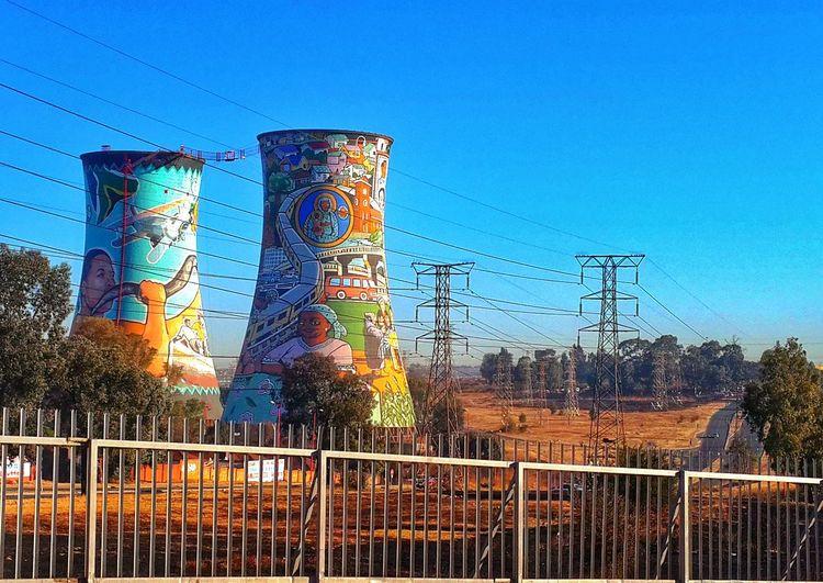 OrlandoTowers UrbanART Mzanzi Johannesburg