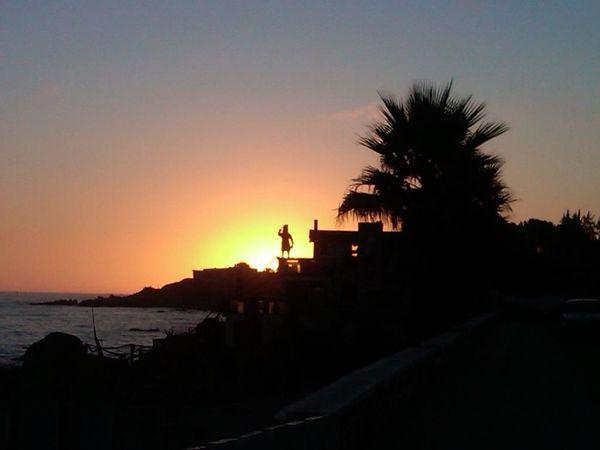 The Purist (no Edit, No Filter) Sunset Enjoying The Sun Pirates!