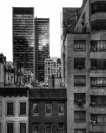 Architecture_collection Urbanphotography New York Manhattan New York City Monochrome Blackandwhite Urban City Bigapple