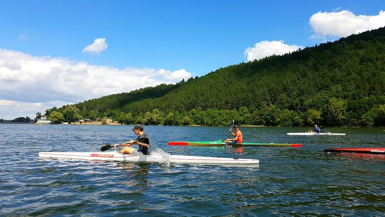 Kayak Kayaking Be Active Water Sports Taking Photos S7 Edge Photography Sky And Clouds PhonePhotography EyeEm Best Shots Galaxy S7 Edge Eyeemphoto