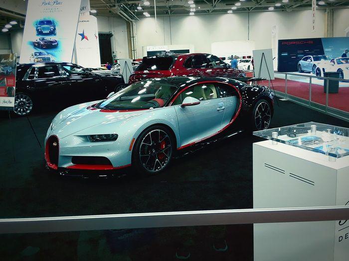 pure power Car