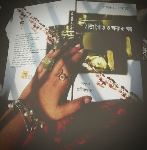 #magicalfriday Manto Booksandcoffee #Dhaka Magicalfriday