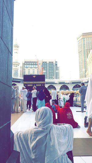 مكه المكرمه Makkah الحرم_المكي لا اله الا الله