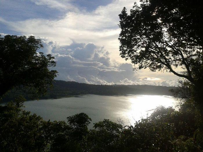 Buyan Lake Nature Landscape Lake The Purist (no Edit, No Filter)