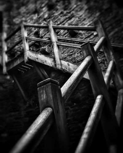 Stairway in Conwy Castle EyeEm Selects Wood - Material No People Close-up Indoors  Travel Destinations Malephotographerofthemonth The World Through My Eyes Creative Light And Shadow Staircase Perspective Monochrome Photography Bnw_captures Bnw Photography Black And White Photography Black And White Portrait Conwy Castle Conwycastle