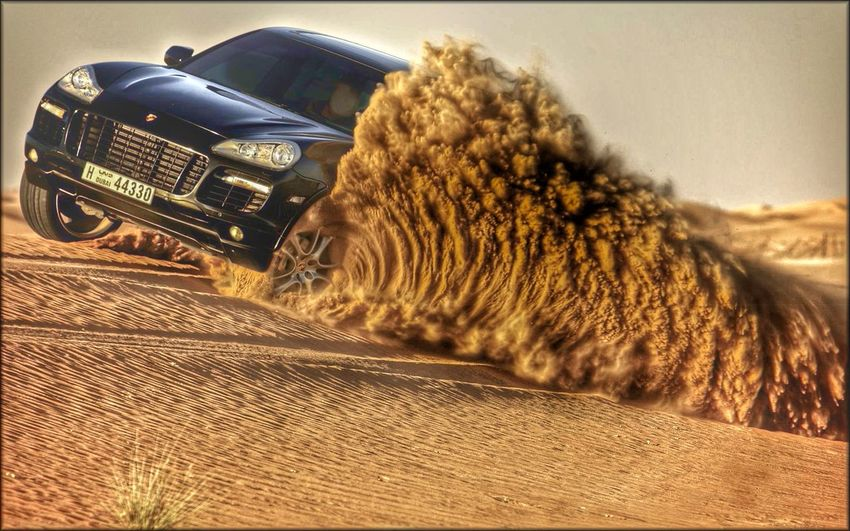 Porche Sand Desert Check This Out Photography HDR My Edit Offroading