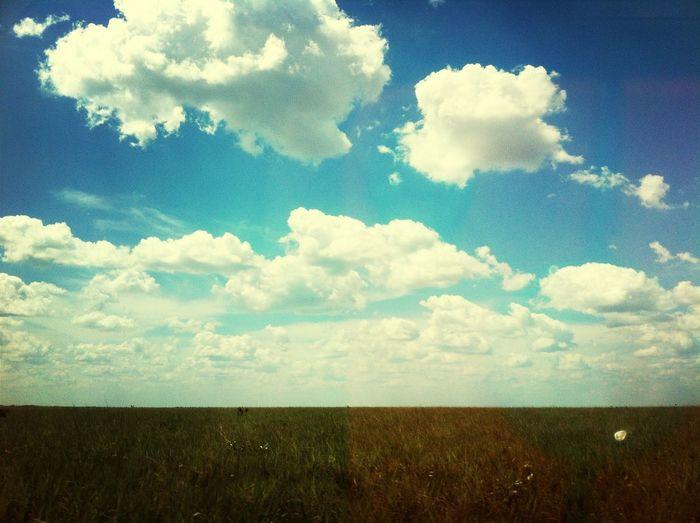 O céu é o limite ❤