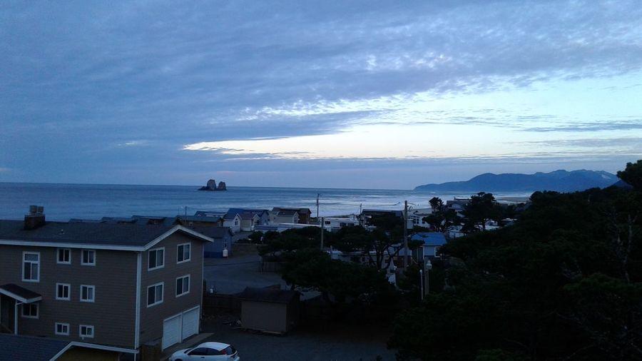 Sea Sky Built
