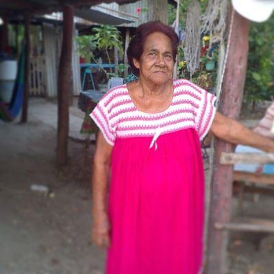 Mujer hermosa ♥ Grandma Pretty Tabasco