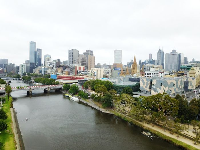 Eye4photography  Riverview Riverside DJI Mavic Pro Aerial Aerial Shot Aerial View Drone  Dronephotography cityscapes Australia Melbourne Architecture Building Exterior Skyscraper Built Structure City Cityscape Urban Skyline River Water Downtown District Waterfront Residential Building City Life Travel Destinations Modern Nautical Vessel Sky Day