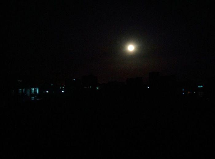Neighbourhood At Night Here Belongs To Me