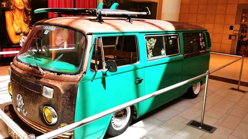 Volkswagenbus P.R. ♡