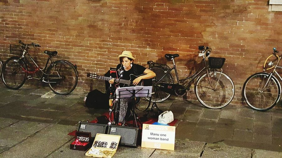 Ferrara Ferrarabynight My City My Best Photo 2015 Buskersfestival Buskers Festival 2015 Buskers Medieval City