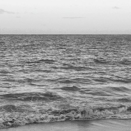 Sea Horizon Over Water Beauty In Nature Beach Sunset Nature Scenics Sand Sparse Tranquility Water No People Dramatic Sky Sky And Clouds Sea And Sky Black & White EyeEmNewHere Illuminated Cloud - Sky Photography Summer Blackandwhite Textured  Sky Backgrounds Sea Welcome To Black Long Goodbye