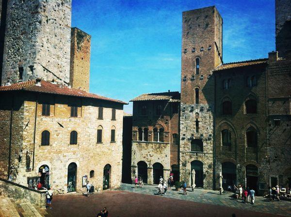San Gimignano Toskana B&Bs Grand Adventure Architecture