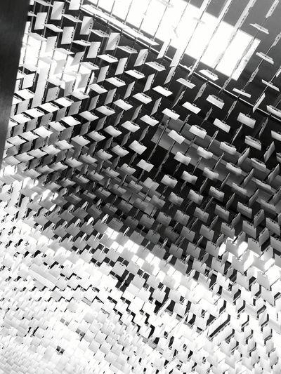 Light Pattern EyeEmNewHere Empty Places Usthb University Building Interior