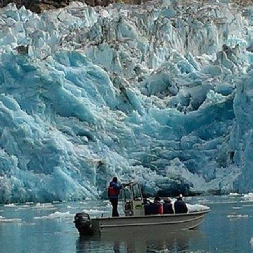 Nofilter Sawyer Glacier SoutheastAlaska