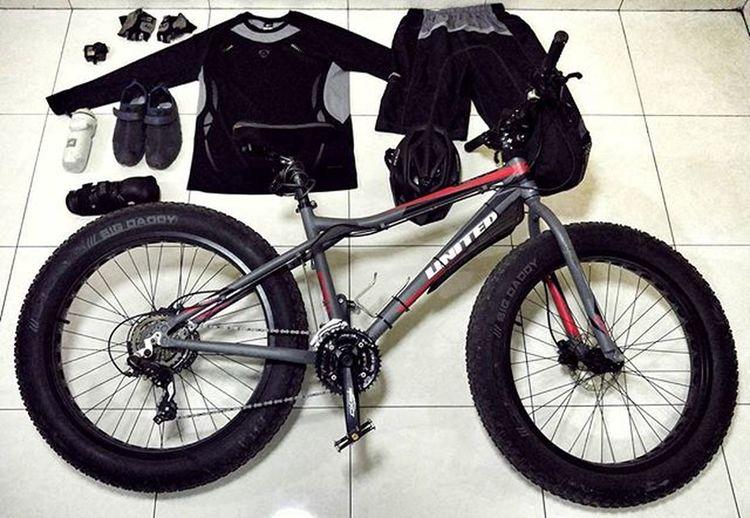 Bicycle Fatbike Fatbikeworld Mérida Reebok Folker Mxl United Grind Gopro Gopro3plus Goproblackedition Val  2016 LG  G4 LGG4 😚