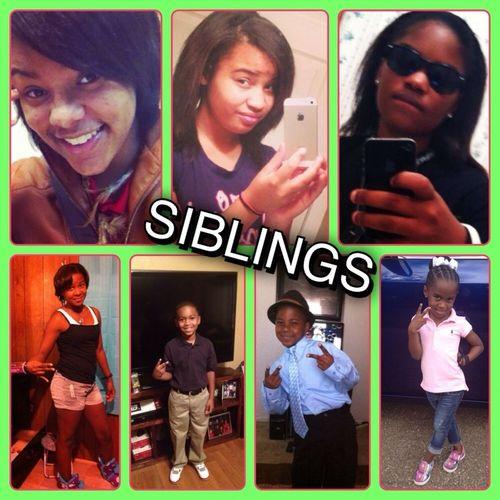 Me and mii siblings ❤