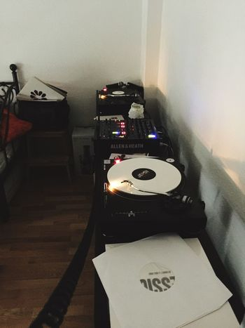 A cure called vinyl!