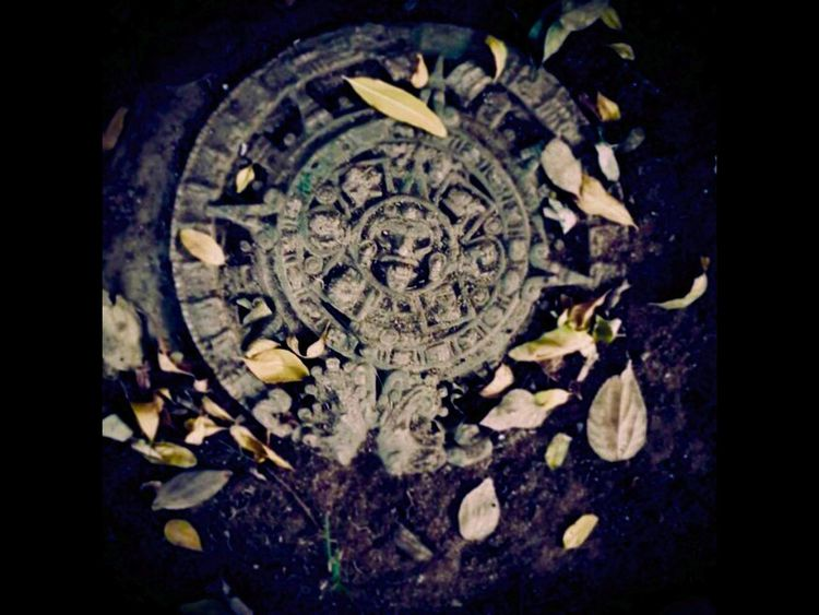 Sun dial Astec