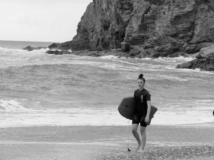 Surfing Surfer
