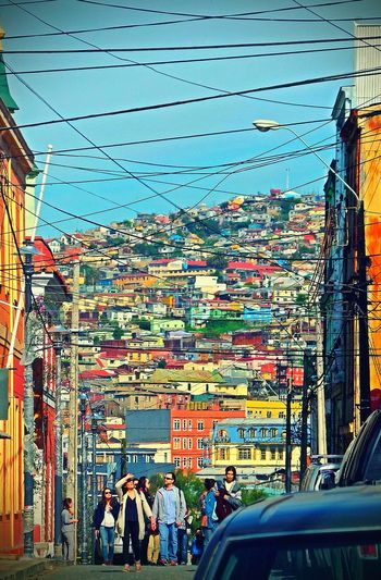 Cerro Concepción Valparaíso Valpo Valparaisocity Valpogram Amateurphotography Amateurphotographer  Colors Coloredhouses Hills