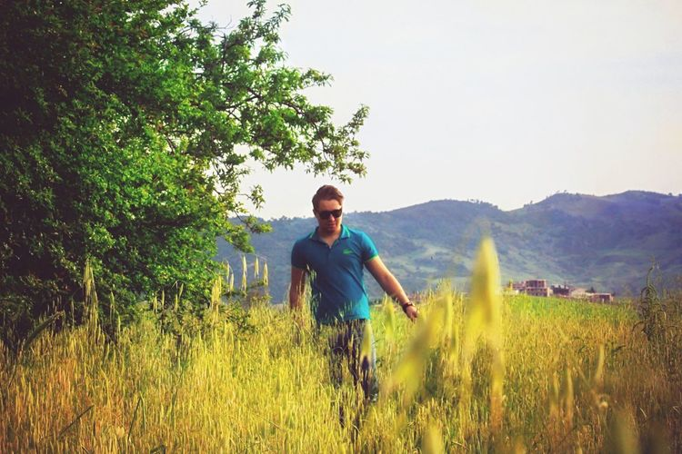 Nature Selfie ✌ Photography RePicture Wealth Portrait @summertime Montains    Montagne Top Walking Alone...