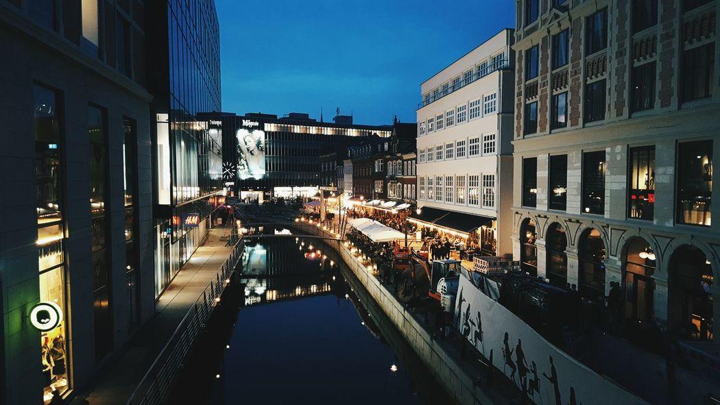 A nice Friday afternoon in my city, Aarhus! City Denmark Aarhus, Denmark Lights First Eyeem Photo