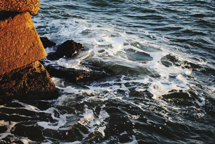Sea Seaside Scogli Sea View Seaworld Sea And Sky Italy Sealove Beach Beach Photography Beach Day Beachwalk Beachtime Place BeachPlace On The Beach Likesforlikes
