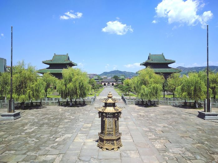 YuXU Palace Wudangshan China EyeEmNewHere EyeEmNewHere