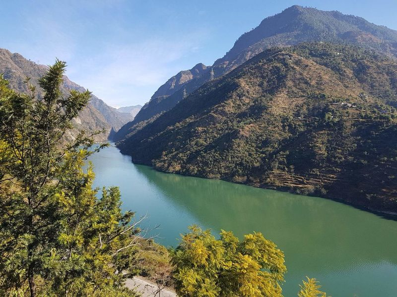 Pandoh Mountain Water Lake Nature Beauty In Nature Scenics Mountain Range