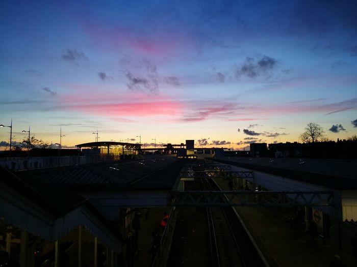Willesden Train Station