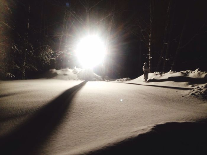 снег казань