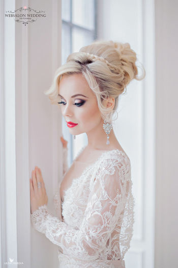 Wedding Dress Novia2015 Wedding2015 Happy Wedding Blonde Girl Wedding Photography Fashion Hair Hairstylist Girl Long Hair